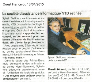 ouest france 4-15