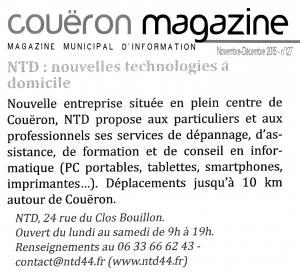 Couëron Magazine
